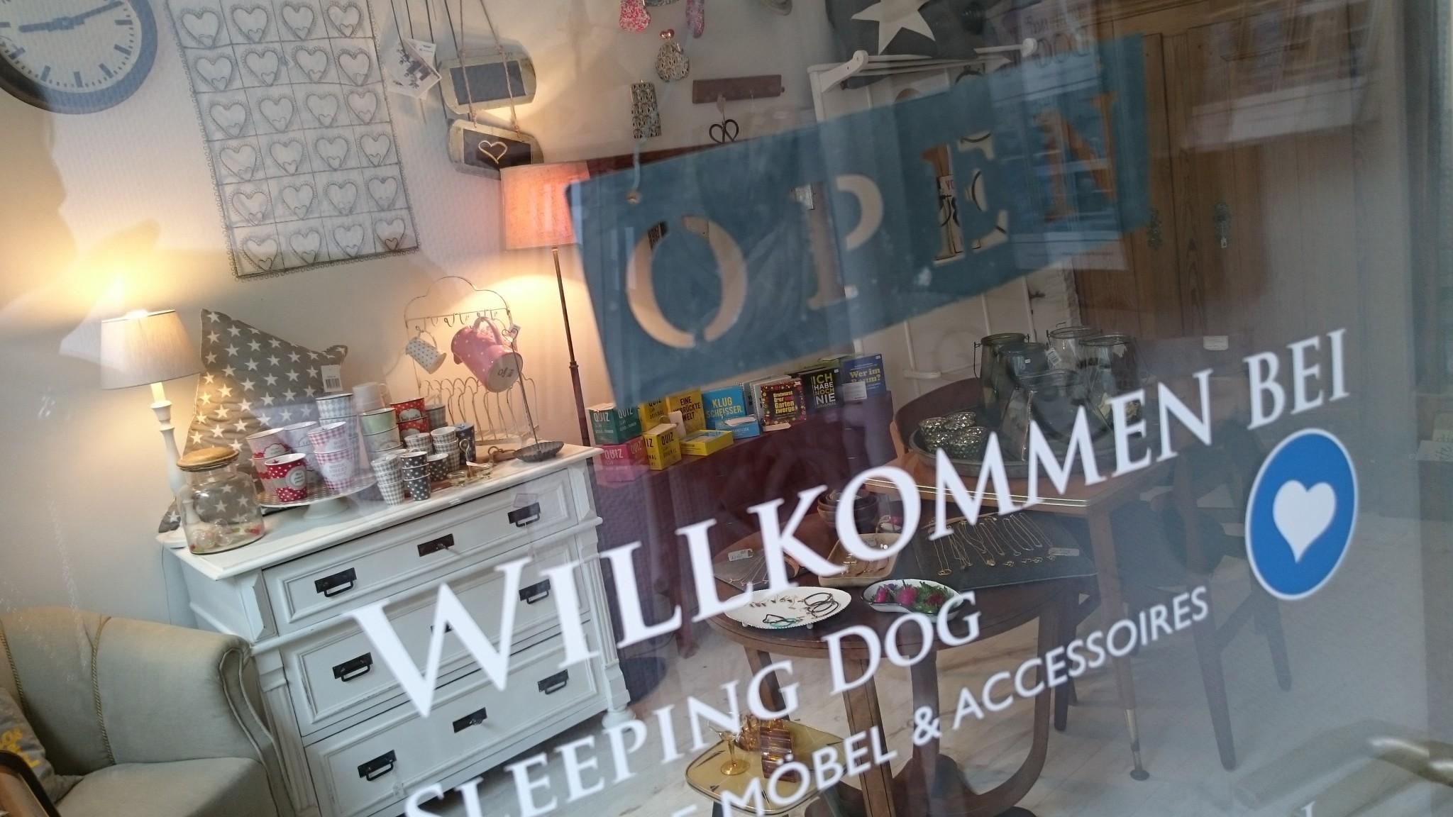 Sleeping dog skandinavisches design in hamburg for Wohndesign gewinnspiel