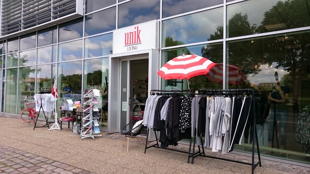 Butik Unik Frederikshavn Außenansicht