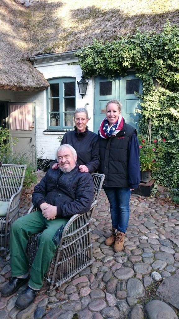 Smedens have Udsholt Familie Bontenbal-Hansen