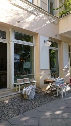 Kilda Berlin Hufelandstraße Außenansicht
