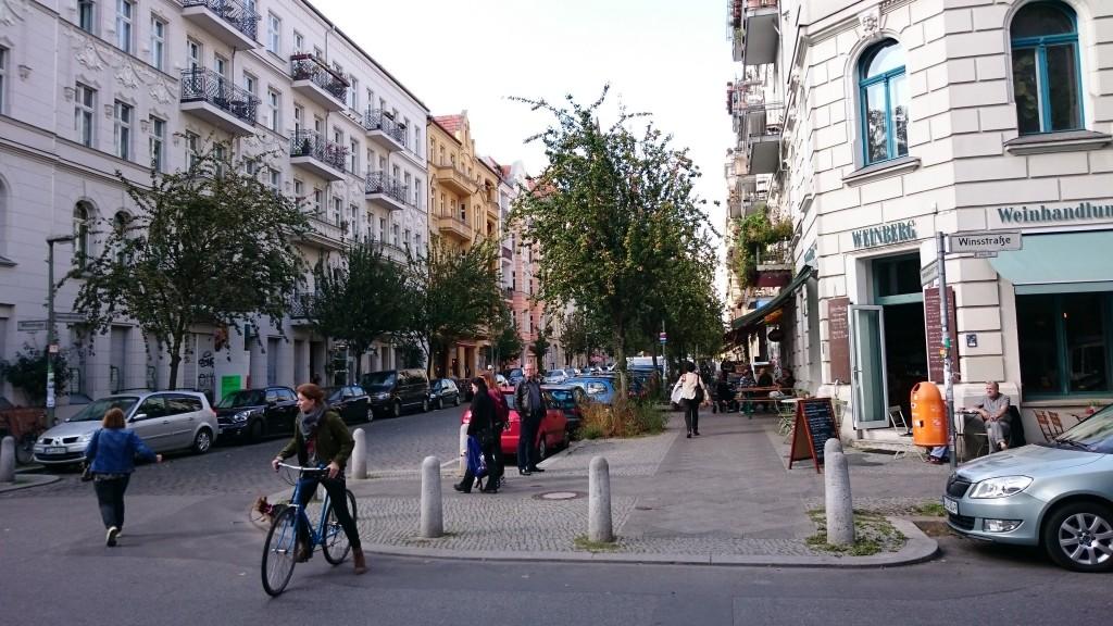 Prenzlauer Berg Berlin Winsstraße