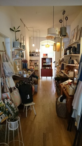 Ting Shop Berlin Rykestraße Innen