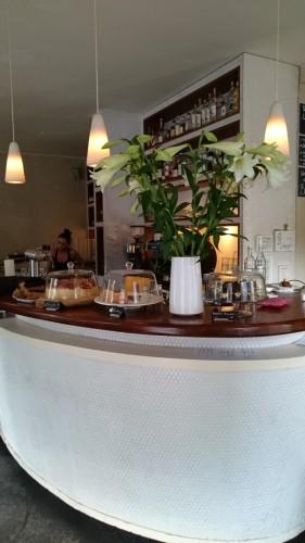 Café Liebling Raumerstraße Berlin Innen