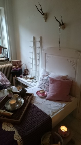 Villa Viola Living Schlafzimmer