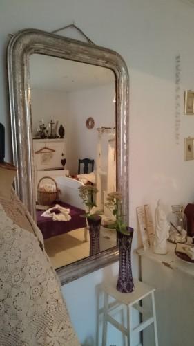 Villa Viola Living Schlafzimmer Spiegelbild
