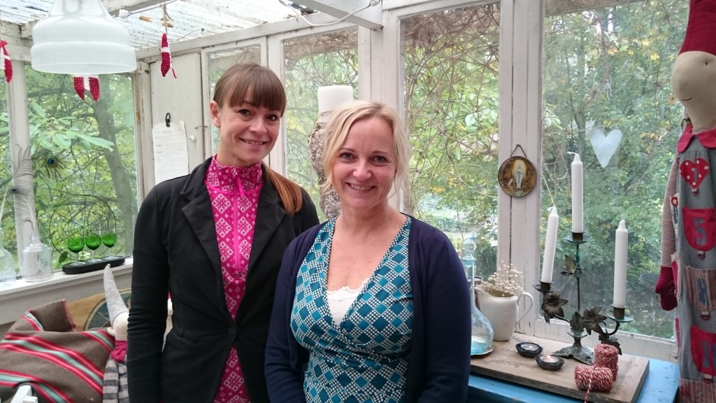 Villa Viola Living Anette Worck Topp und Louise Boe Jensen