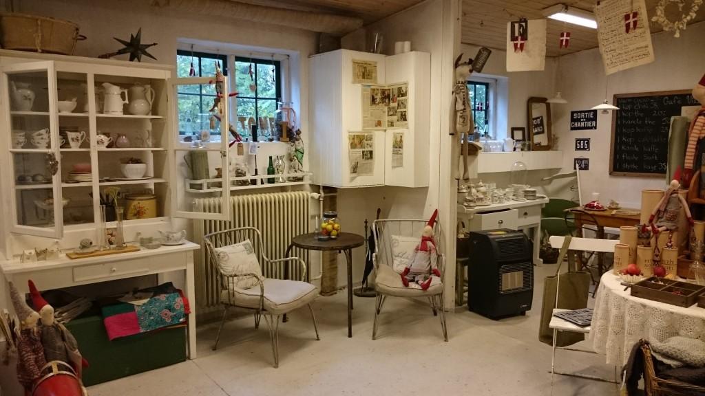 Villa Viola Living Innenraum mit Café