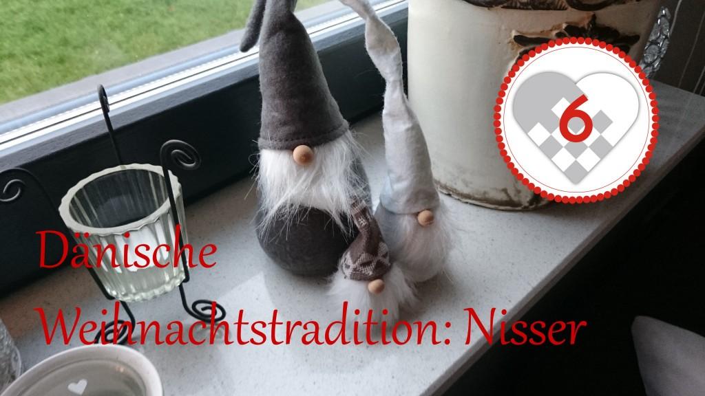 Dänische Weihnachtstradition Nisser