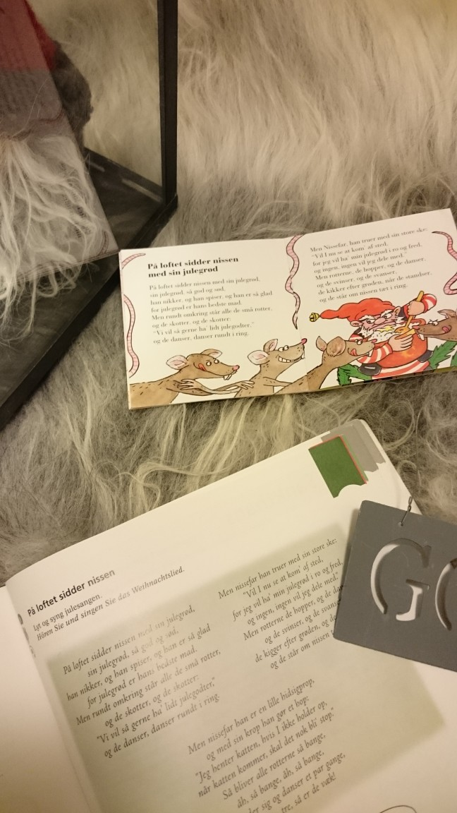 Lustige Weihnachtslieder Texte.Turchen Nr 5 Mein Liebstes Danisches Weihnachtslied