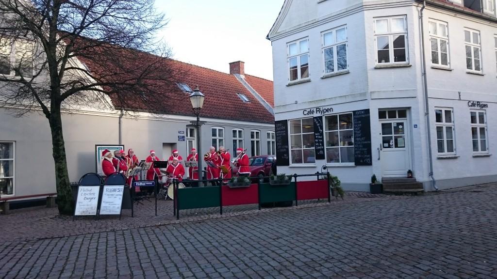 Adventswochenende in Dänemark