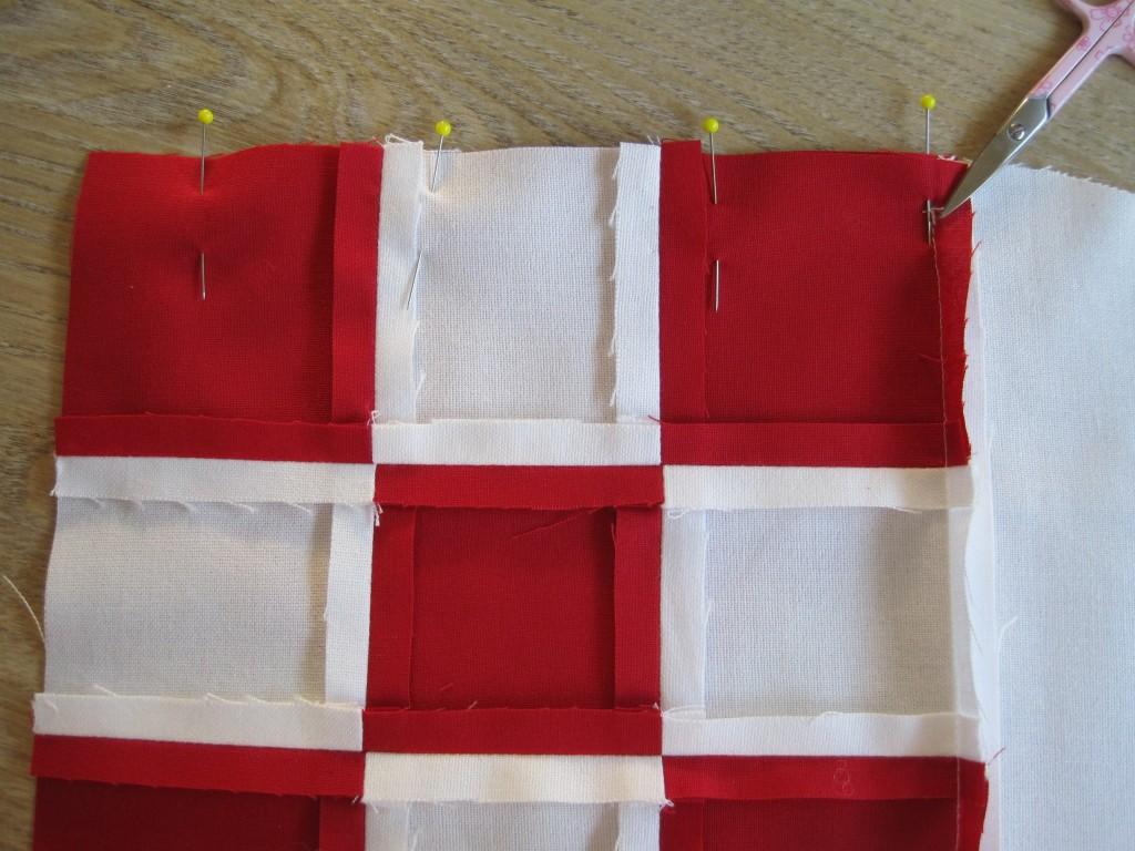 Dänemark wo das Glück wohnt Nähanleitung für ein Julehjerte12.JPG