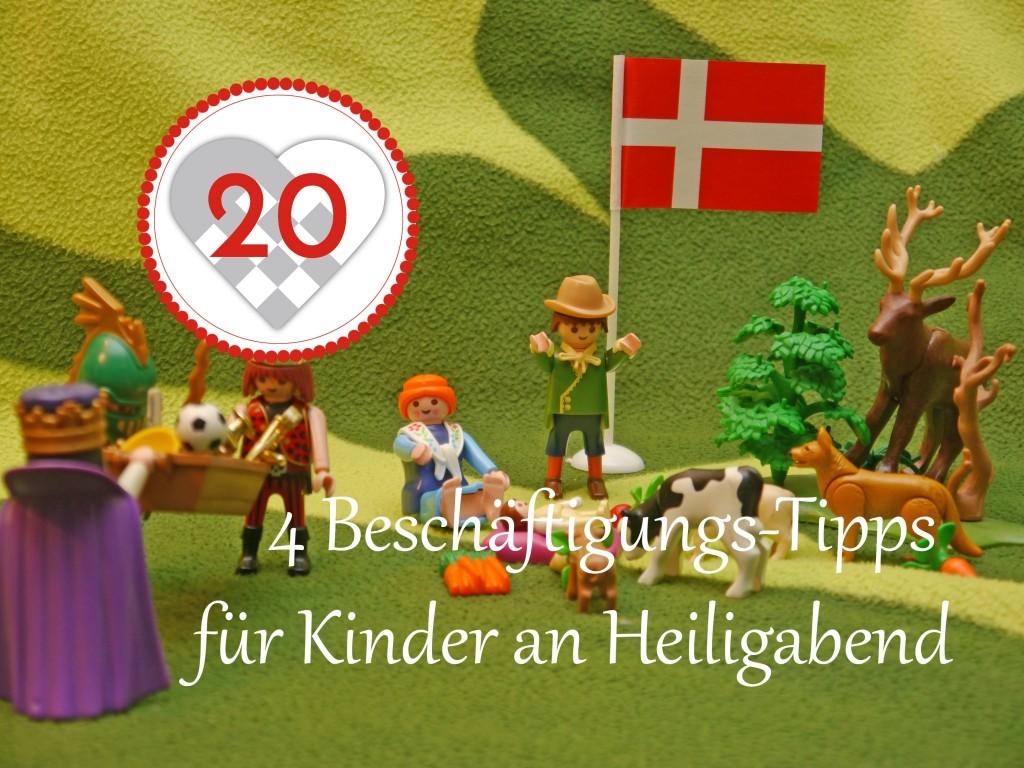 Dänemark wo das Glück wohnt 4 Beschäftigungs-Tipps für Kinder an Heiligabend