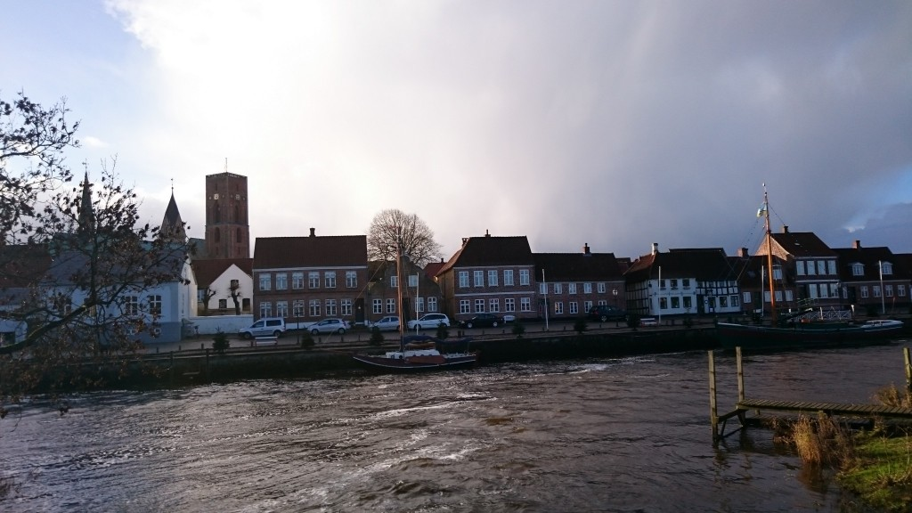 Dänemark wo das Glück wohnt Ribe