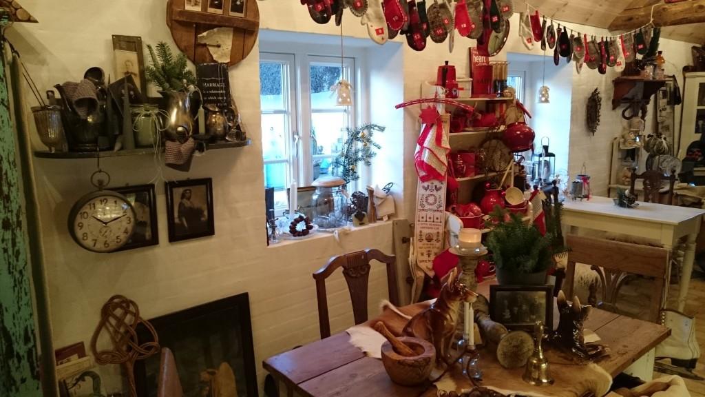 Dänemark wo das Glück wohnt Adventskaffee auf Rømø