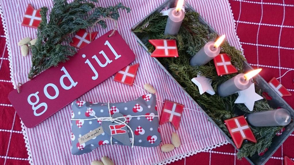 Dänemark wo das Glück wohnt Mandelgave Risalamande