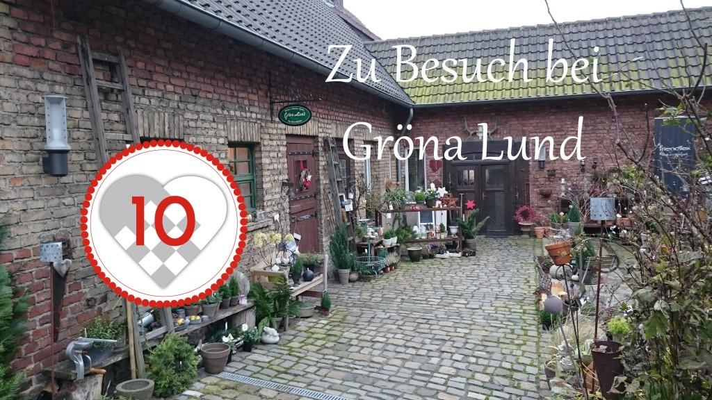 Dänemark wo das Glück wohnt Gröna Lund