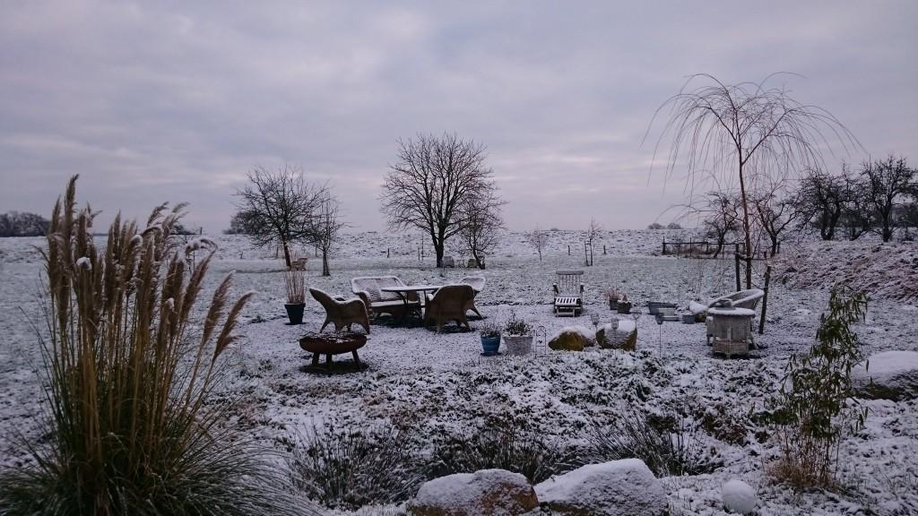 Dänemark wo das Glück wohnt Dänisches Wohnglück Winterzeit am Deich