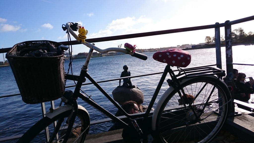 Dänemark wo das Glück wohnt Blog mit dem Rad durch Kopenhagen