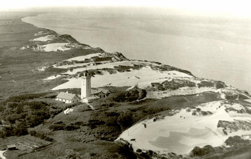 Rubjerg Kmnude um 1920