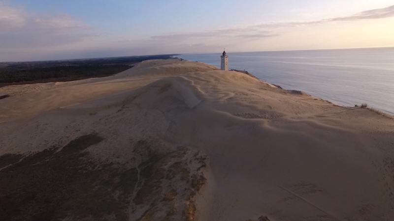 Dänemark wo das Glück wohnt Blog Rubjerg Knude