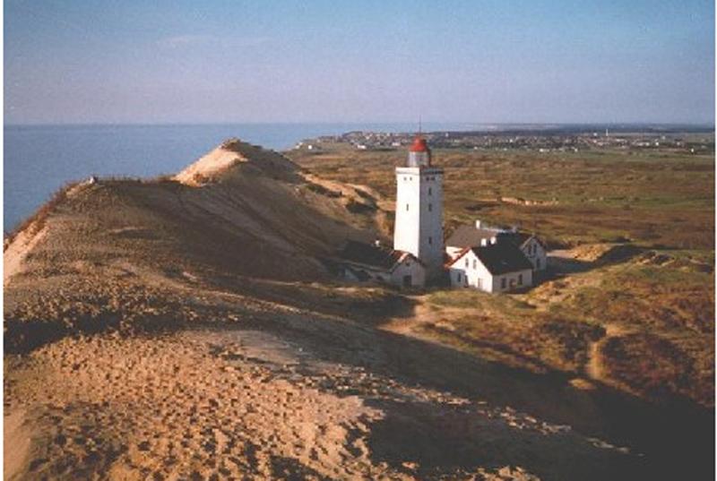 Rubjerg Knude aufgenommen von Dietmar Mölter