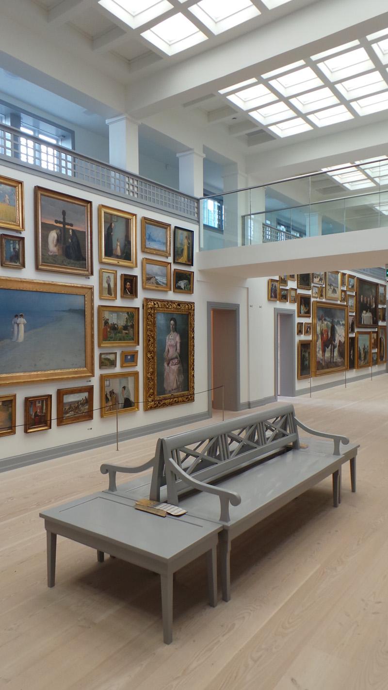 Dänemark wo das Glück wohnt Blog Skagens Museum