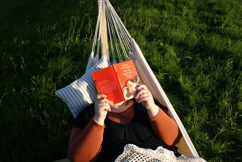 Dänemark wo das Glück wohnt Blog Hyggezeit im Garten mit der Hängematte
