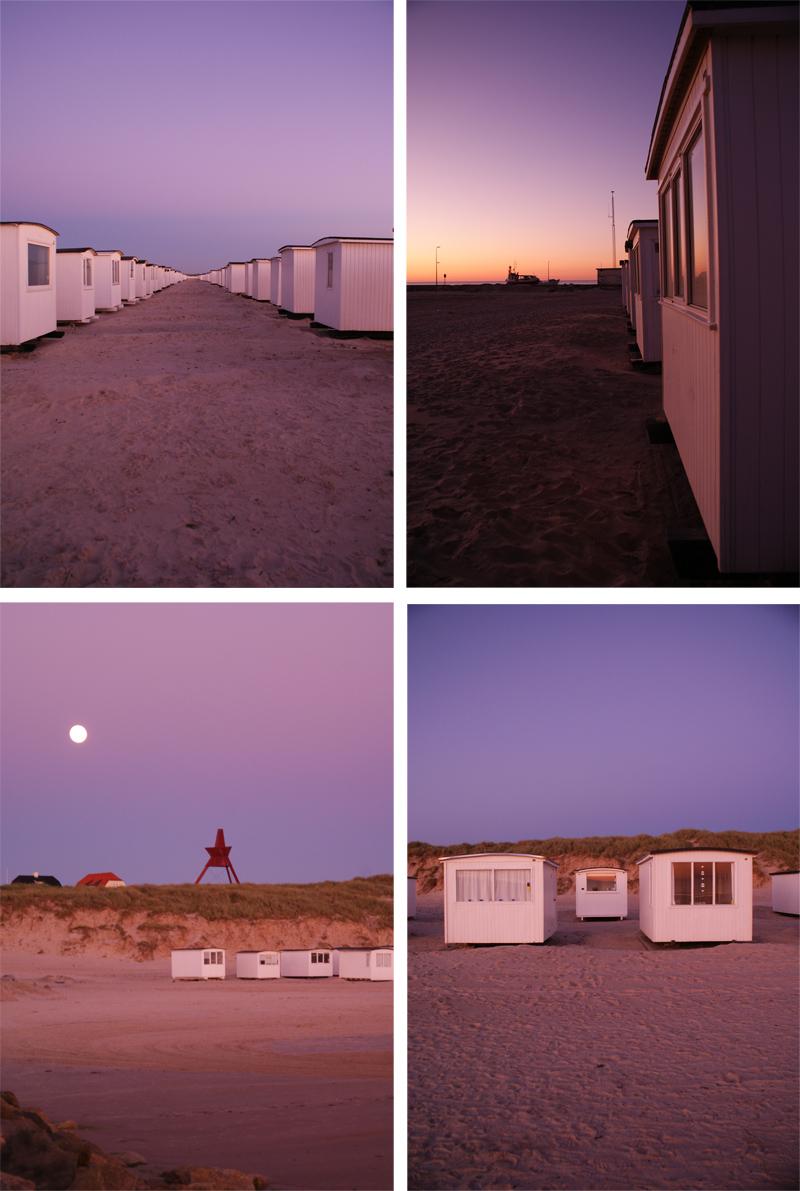 Dänemark wo das Glück wohnt Blog Sommerabend am Strand in Løkken