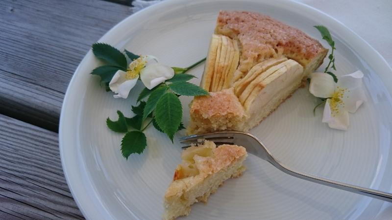 Dänemark wo das Glück wohnt Blog Rezept Apfelkuchen