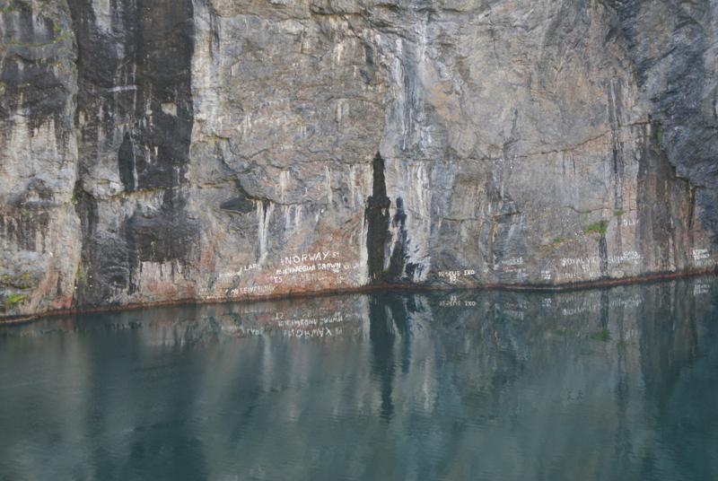 Dänemark wo das Glück wohnt Blog Kreuzfahrt zum Nordkap Geirangerfjord