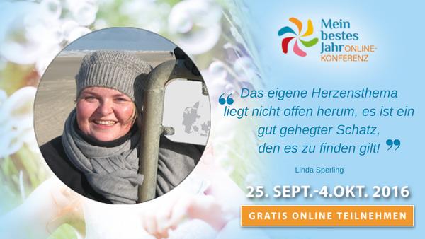 Dänemark wo das Glück wohnt Blog Mein bestes Jahr Onlinekonferenz Linda Sperling